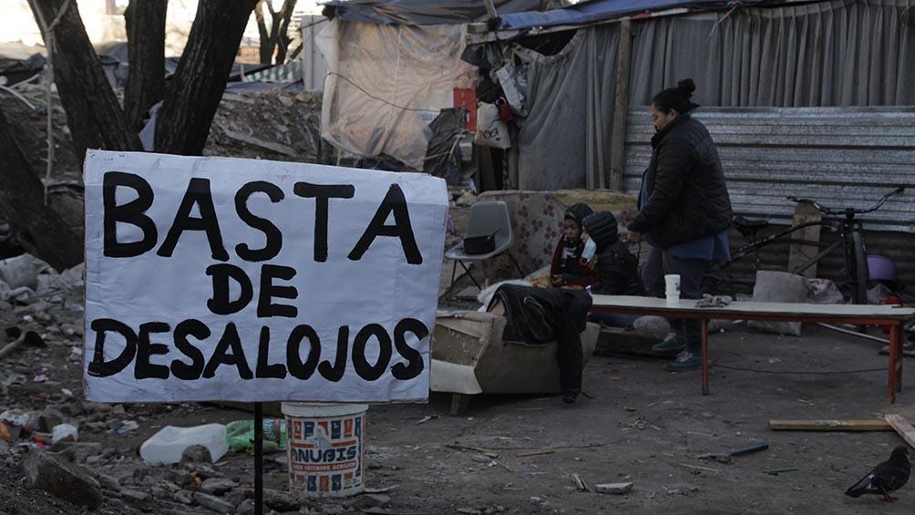 Los familiares reclaman una mesa de negociación. (Foto: Leo Vaca)