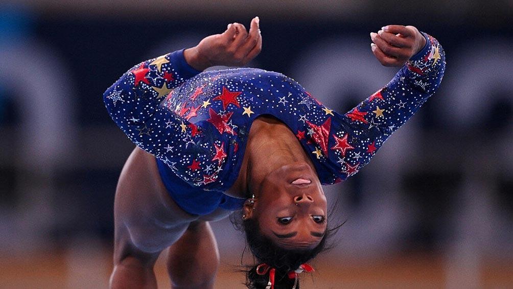 TOKIO 2020: Simone Biles se retiró por lesión de la final por equipos de gimnasia artística