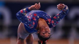 Simone Biles se retiró de otras dos finales olímpicas en Tokio 2020