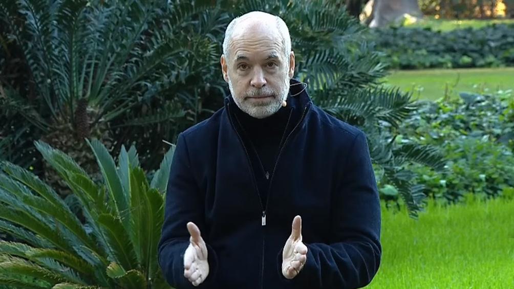 Rodríguez Larreta, a favor de eliminar la indemnización por despido.
