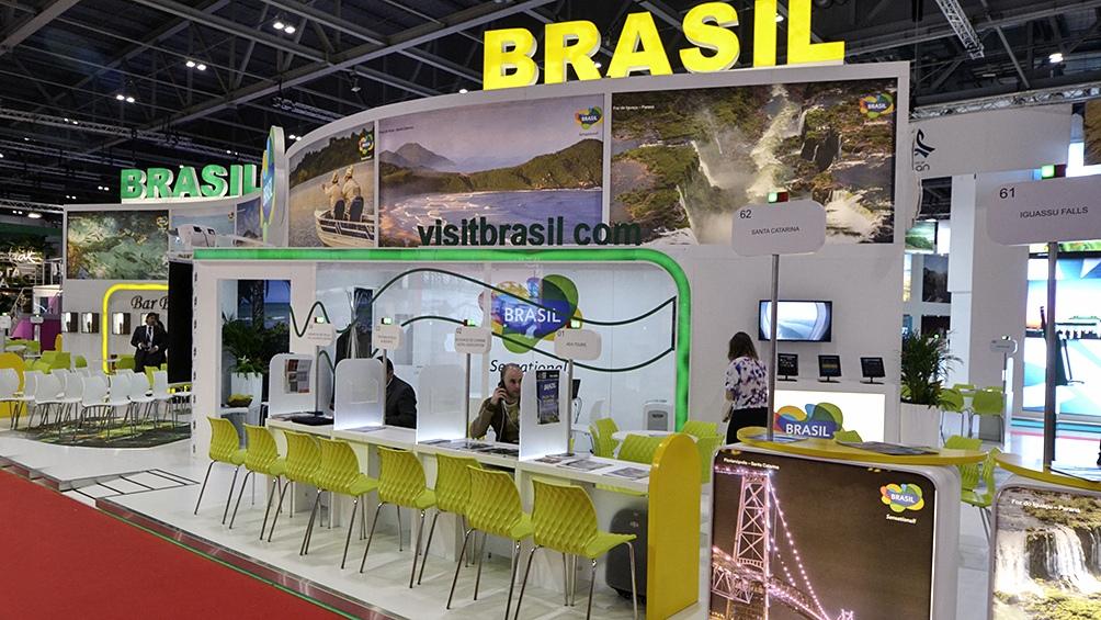 La Agencia Brasileña de Promoción Turística (Embratur) retomó la promoción internacional de sus destinos turísticos que incluyen acciones tales como la participación en ferias internacionales y el lanzamiento de campañas publicitarias en los países que co