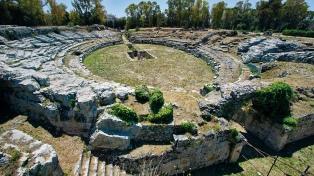 Una araña vegetariana gigante, la mitología antigua y las ruinas más grandes del Mediterráneo