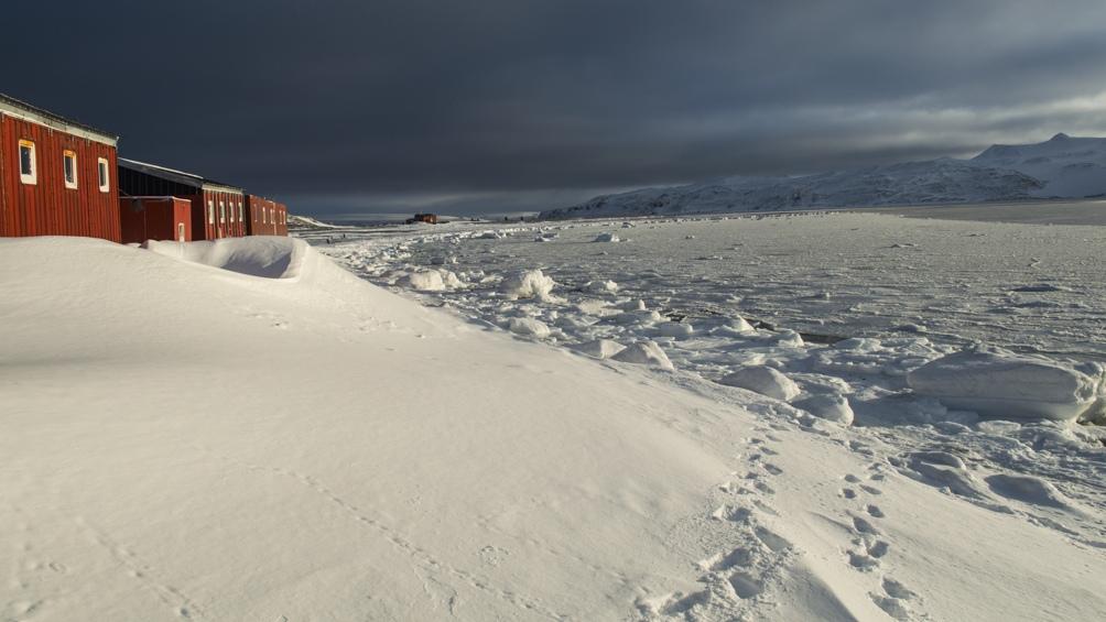 Las investigaciones científicas más relevantes que se realizan en la base abarcan la biología costera y terrestre, oceanografía, geología y glaciología. Foto: Instituto Antártico Argentino