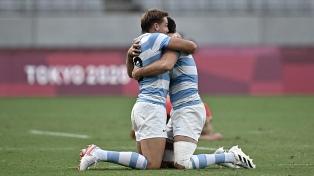 Argentina logró su primera medalla: Los Pumas '7 se llevaron el bronce