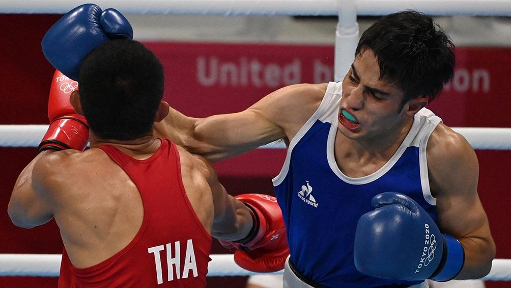 Mirco Cuello perdió en octavos de final ante el tailandés Decha Tha Butdee