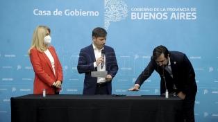 """Asumió Kreplak como ministro de Salud bonaerense y remarcó que """"nadie se salva solo"""""""