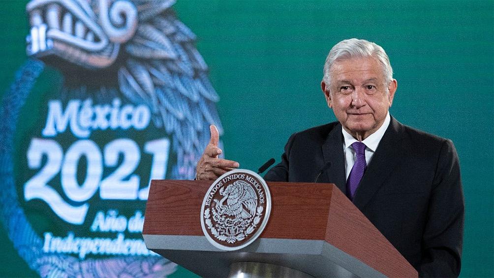 El presidente mexicano Andrés Manuel López Obrador fue uno de los dirigentes espiados.