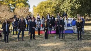 """Presentaron en Córdoba """"Cambiando Juntos"""", la lista de Juez y De Loredo"""