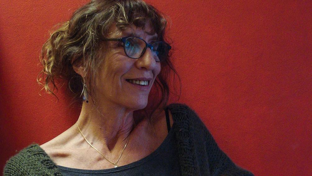 """María Wernicke, autora de """"Uno y otro"""", """"Un señor en su lugar"""", """"El poeta y el mar"""" y """"Contracorriente"""" entre otros libros."""