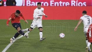 Independiente se impuso a Patronato y le sacó el invicto