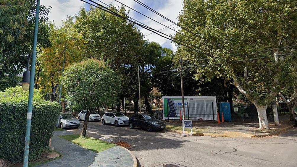 El episodio ocurrió en el cruce de las calles Esmeralda y Beiró, en la localidad de Vicente López, norte del Gran Buenos Aires.