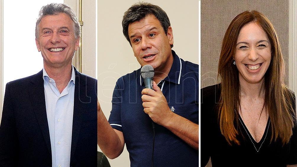 """Moreau citó también el caso del precandidato Manes quien """"muestra como virtud no haber integrado"""" el Gobierno de Macri ni el de Vidal."""