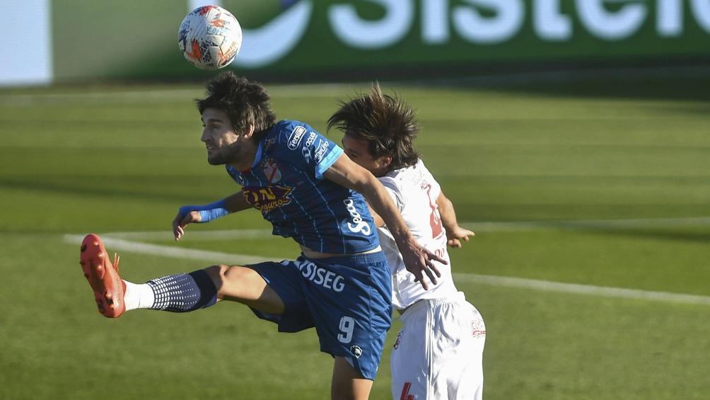 El Bicho fue superado en un partido trabado. (Foto: Alfredo Luna)