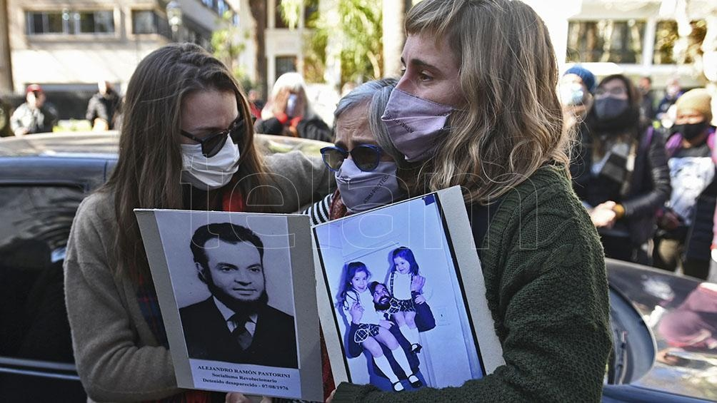 Los imputados fueron acusados por homicidio agravado, privación ilegítima de la libertad agravada, etc. Foto Sebastián Granata.