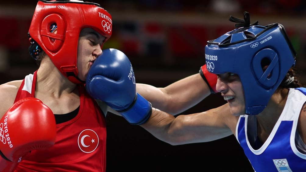 Dayana Sánchez perdió en una pelea fundacional para el boxeo olímpico argentino