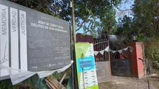 Donan la casa donde se produjo la Masacre de Marcos Paz a hijos del Grupo PROA