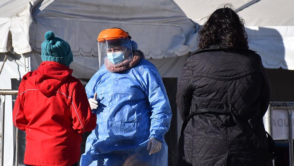 Bajaron los casos en AMBA, aumentaron en Córdoba y  en Neuquén la situación es crítica
