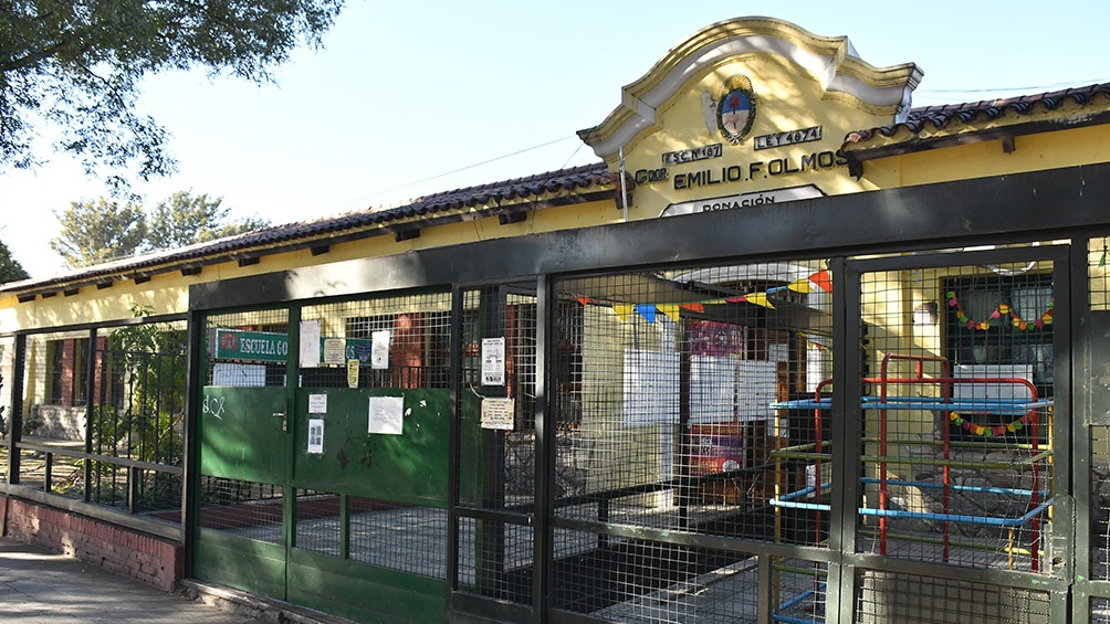 El Ministerio de Salud de Córdoba dispuso el testeo de la comunidad educativa donde se rompieron las burbujas. Foto: Lescano Laura