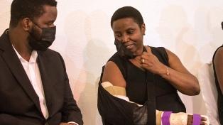 La viuda de Moise deja abierta la chance de buscar la Presidencia en Haití