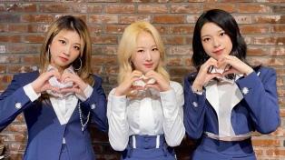 """Las coreanas de 3YE elogiaron el """"fervor"""" del público latino"""
