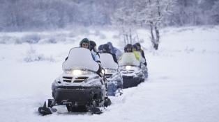Atividades de neve em Ushuaia superam amplamente o esqui e o snowboard