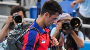 Novak Djokovic cayó ante el español Carreño Busta y se va de Tokio con las manos vacías