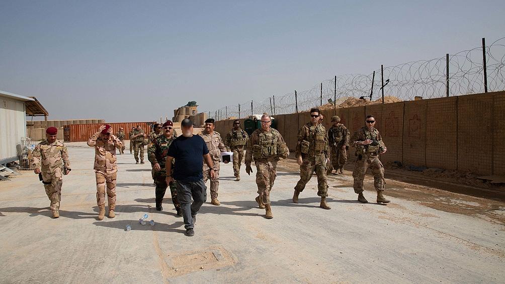 La Casa Blanca se retiró de Irak en 2011.