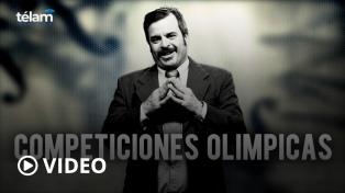 Noticias de hoy presentadas como en el ayer: competiciones olímpicas