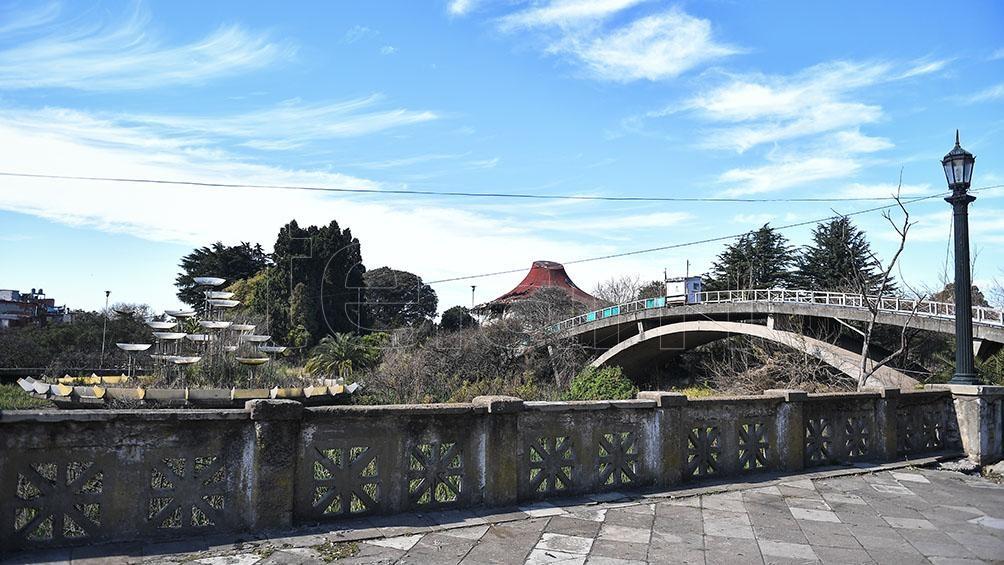 El predio se extiende frente a Puerto Madero, al sur de la Reserva Ecológica y al lado del barrio popular Rodrigo Bueno. Foto: Víctor Carreira.