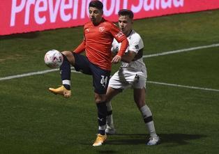 Platense  e Independiente empataron en Vicente López