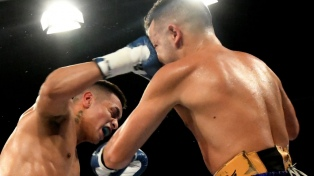 """""""TNT"""" Maidana irá por el título welter en la preliminar de la pelea de Pacquiao-Spence"""