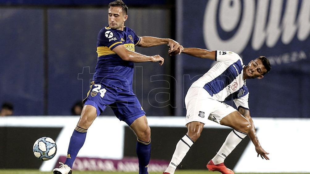 Boca visita a Talleres con titulares