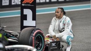 """Con Hamilton desde la """"pole position"""", se corre el GP de Hungría"""