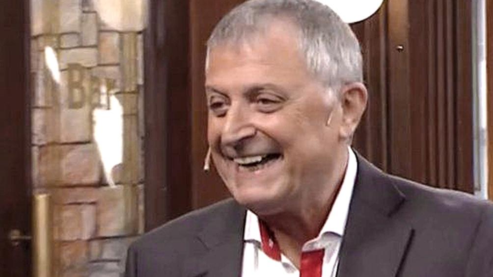 El comediante Gino Renni murió a los 78 años al complicarse el cuadro de coronavirus