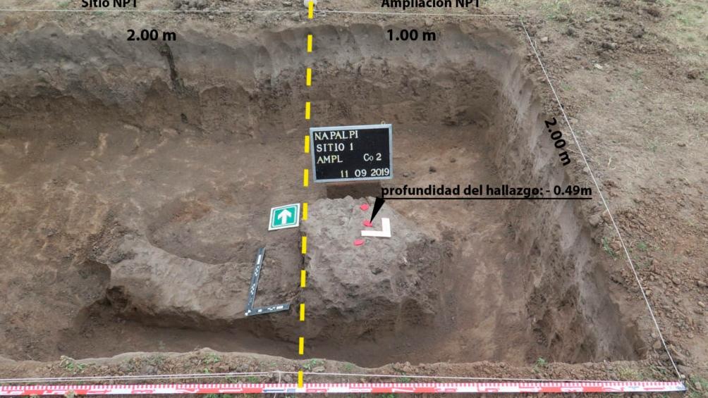 El Equipo Argentino de Antropología Forense tuvo a su cargo la investigación de los restos.