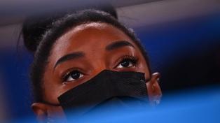 Finalmente, Simone Biles estará en la final del martes en gimnasia artística