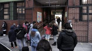 """Roberto Baradel criticó el """"retorno irresponsable"""" a clases en la Ciudad de Buenos Aires"""