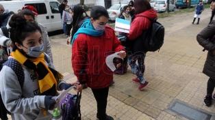 Nuevas medidas para ampliar la presencialidad en las escuelas bonaerenses