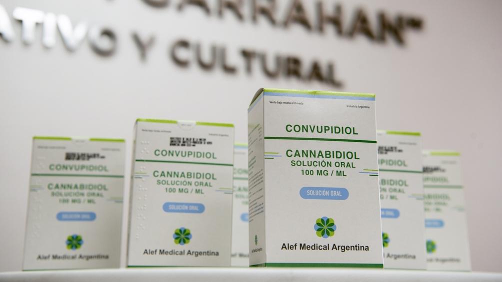 Hicieron la primera entrega de cannabis medicinal a pacientes del Hospital Garrahan