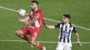 Argentinos Juniors y Central Córdoba empataron en el estadio Diego Maradona
