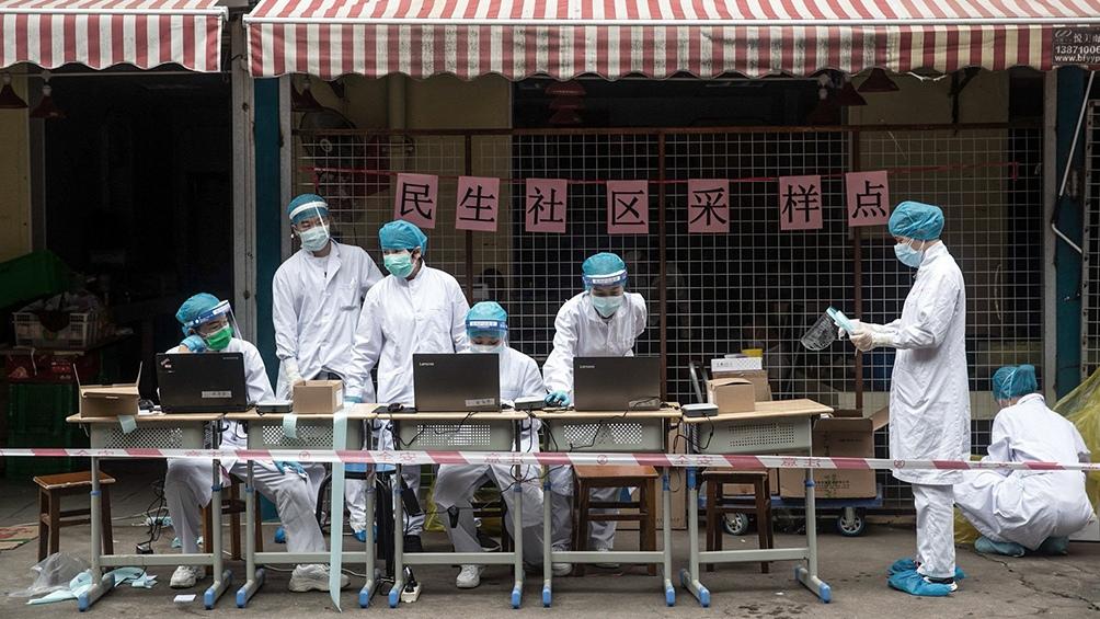 El 77,6 % de la población total china ya recibió dosis completa.