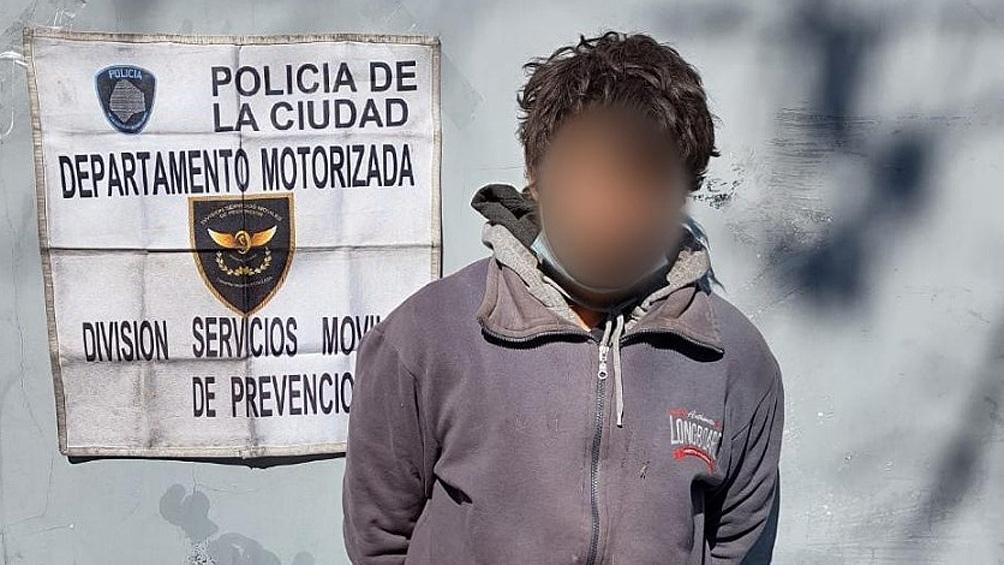 Los delincuentes están acusados de los delitos de robo, averiguación de paradero y encubrimiento.
