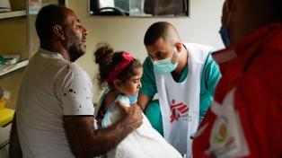 """Líbano: """"El trauma psicológico de la explosión va a perdurar mucho tiempo"""""""