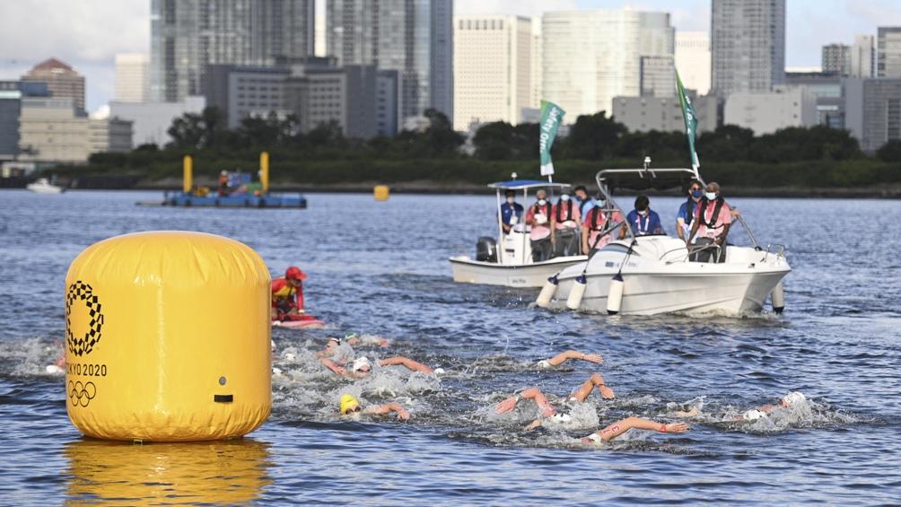 La nadadora cordobesa concluyó este martes su quinta participación en juegos olímpicos.