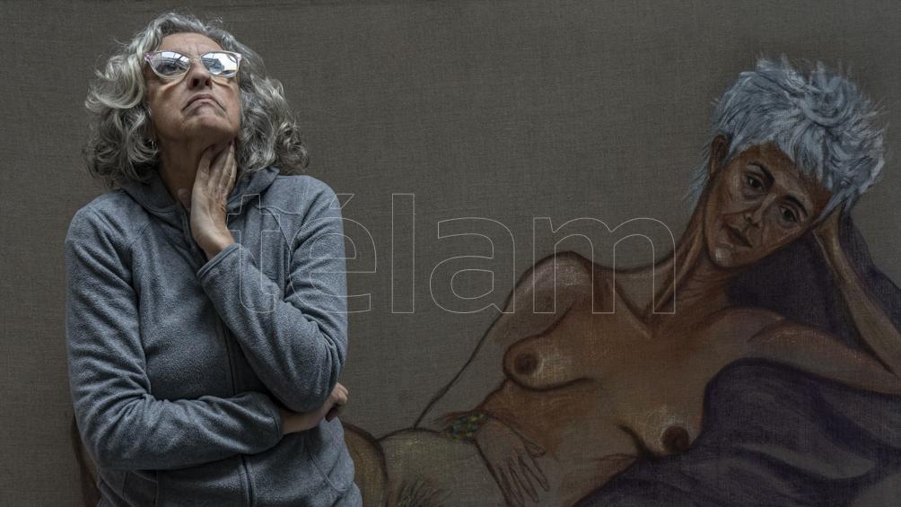 Primera retrospectiva de Marcia Schvartz en Estados Unidos. (Fotografía: Mateos Pepe)