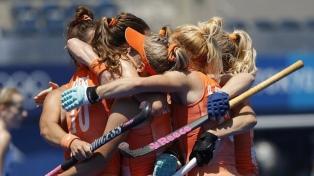 Países Bajos es finalista en el hockey femenino y será el rival de Las Leonas