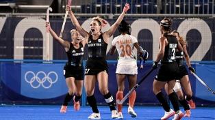 Las Leonas vencieron a India y buscarán su primera medalla de oro ante Países Bajos