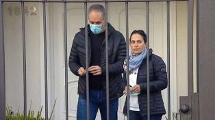 """El hombre asaltado en Castelar dijo que fue un hecho """"cinematográfico"""" y """"al voleo"""""""