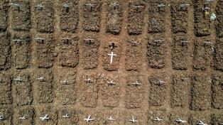 Variante Delta en Indonesia: en las últimas semanas crecieron exponencialmente las muertes