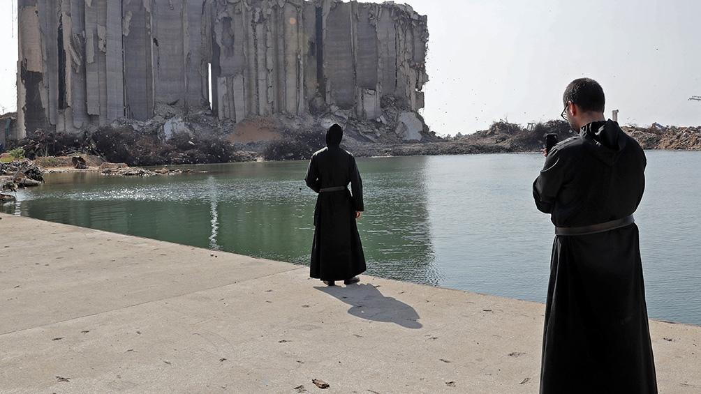 """La fecha de la tragedia fue instituida """"día de duelo nacional"""". Foto: AFP"""